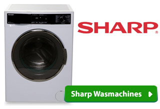 Sharp Wasmachines
